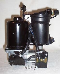 07-19 Suburban Yukon Escalade Avalanche Air Suspension Compressor Pump & Dryer