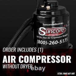 2004-2009 Cadillac SRX Air Ride Suspension Compressor with Dryer Rebuild Kit