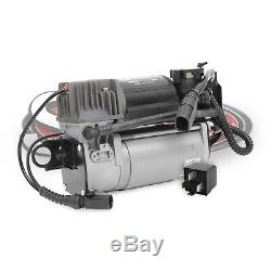 2004-2010 Volkswagen Touareg Air Suspension Air Compressor with Dryer & Relay