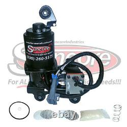 2005-2010 Cadillac STS Air Ride Suspension Compressor with Dryer Rebuild Kit