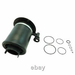 3 Piece Air Suspension Kit Rear Air Spring & Compressor for Expedition Navigator