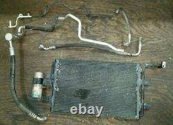 99-05 VW Jetta MK4 AC A/C Air Conditioning Dryer Line Condensor Set