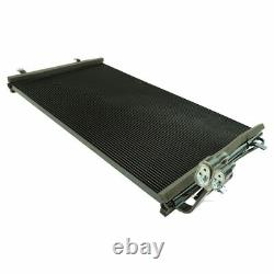 AC Condenser A/C Air Conditioning with Receiver Dryer for 09-11 Hyundai Genesis