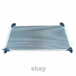 AC Condenser A/C Air Conditioning with Receiver Dryer for Chevy GMC Truck Pickup