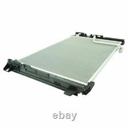 AC Condenser A/C Air Conditioning with Receiver Dryer for Mercedes Benz New