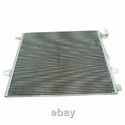 AC Condenser A/C Air Conditioning with Receiver Dryer for Mercedes Brand New
