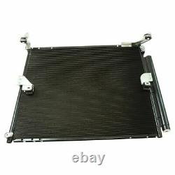 AC Condenser A/C Air Conditioning with Receiver Dryer for Toyota 4Runner SUV New
