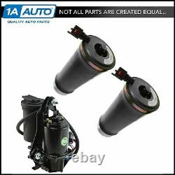 ARNOTT Rear Heavy Duty Air Suspension Spring & Compressor Set for Town Car Crown