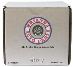Air Brake Dryer Assembly for Trucks, Tractors, Buses withSpin-on Cartridge