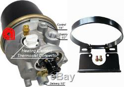 Air Dryer ADIP AD-IP withmounting Bracket Replaces Bendix 065612 / 109477 H-30004B