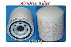 Air Dryer Filter 1907612 FitsFreightliner Mack Volvo Bluebird Cummins Mack &