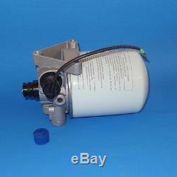 Air Dryer Filter WithInstallion adapter Kit FitFreightliner Mack Volvo Cummins &