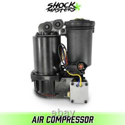 Air Ride Suspension Air Compressor Pump with Dryer for 1993-1998 Lincoln Mark VIII