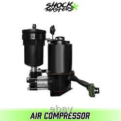 Air Ride Suspension Air Compressor with Dryer for 1986-1993 Cadillac DeVille
