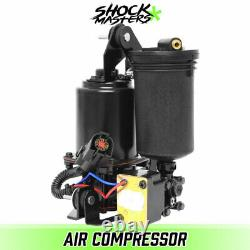 Air Ride Suspension Air Compressor with Dryer for 2003-2011 Lincoln Town Car