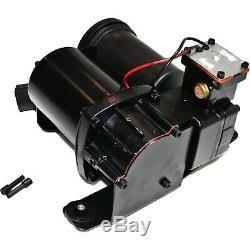 Air Ride Suspension Compressor & Dryer Fits 07-13 Ford Expedition Navigator