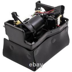 Air Ride Suspension Compressor & Dryer For Chevy GMC 949-099 Upgraded New