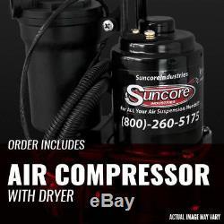 Air Ride Suspension Compressor & Dryer for 2002-2006 Cadillac Escalade
