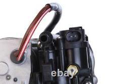 Air Ride Suspension Compressor Pump New for Mercedes E350 E550 CLS63 AMG E250 V6
