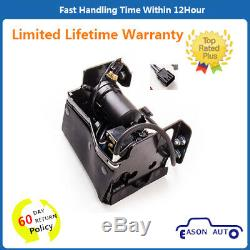 Air Ride Suspension Compressor with Dryer for 07-13 Chevy GMC Truck