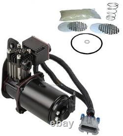 Air Suspension Air Compressor with Dryer Rebuild Kit for 2002 Buick Rendezvous