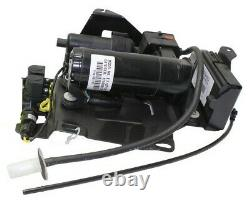 Air Suspension Compressor Dryer For 2006-2011 Cadillac DTS Limo / Hearse