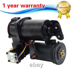 Air Suspension Compressor with Dryer For Lincoln Mark VIII 93-98 F7LZ5319AA New