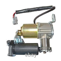 Air Suspension Compressor with dryer For Toyota 4Runner Lexus GX470 4.7L 03-09