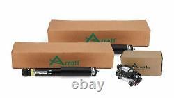 Arnott Rear Shocks & Compressor Kit For Mercedes W219 W211 Air Dryer Standard