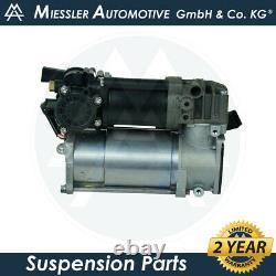 Audi A8 Quattro (4H)'11-18 OEM NEW Air Suspension Compressor & Relay 4H0616005C