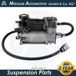 Audi Allroad Quattro (C5/4B) OEM Air Suspension Compressor WithMuffler 4Z7616007A