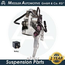 Audi Q7 (4L) 2007-2015 NEW Air Suspension Compressor & Relay 4L0698007C