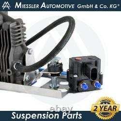 BMW 5-Series E61 Wagon Suspension Air Springs & AMK Compressor Kit 37106793778