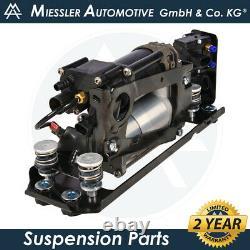 BMW 7-Series F01-04 2009-2015 Air Suspension Compressor, Valve Block 37206864215