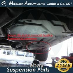 BMW X5 (E70) 2007-13 OEM AMK Air Suspension Compressor & Valve Block 37206859714