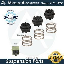 BMW X5 (F15/F85) 2014-2018 NEW Air Suspension Compressor & Relay 37206875177