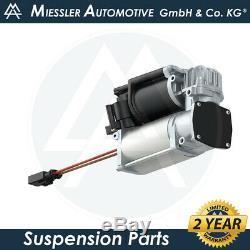BMW X5 (F15/F85) 2014-2018 OEM NEW Air Suspension Compressor & Relay 37206875177