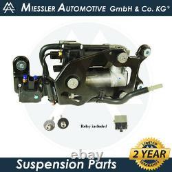 BMW X6 (F16/F86) 2015-2018 Air Suspension Compressor, Valve Block 37206875177