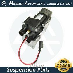 BMW X6 (F16/F86) 2015-2018 NEW Air Suspension Compressor & Relay 37206875177