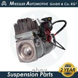 Bentley Flying Spur 4W 13-20 OEM NEW Air Suspension Compressor & Relay 3D0616005