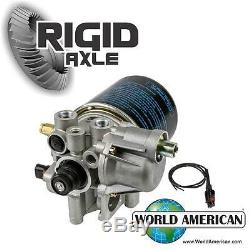 Complete Air Dryer Assembly with Pigtail Genuine World American Bendix 800887