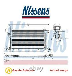 Der Kondensator, Die Klimaanlage Für Citroën Peugeot Xsara Coupe N0 Nfz Lfx Lfy