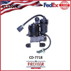 Fits Buick Lucerne Fits Cadillac DTS 2006-2011 Suspension Air Compressor WithDryer