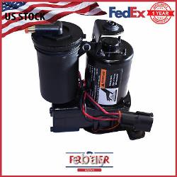 Fits Lincoln Continental 1995-02 4.6L Suspension Air Compressor With Dryer Unit