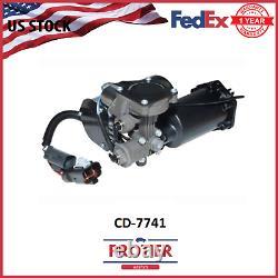 Fits Range Rover Sport 06-13 LR3 05-09 LR4 10-16 Air Suspension Compressor Dryer
