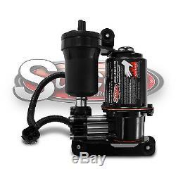 For 1998-2004 Cadillac Seville Suspension Air Compressor Pump & Dryer 2 Outlets