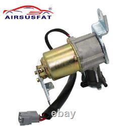 For Lexus GX470 Toyota 4Runner Land Cruiser Prado Air Suspension Compressor Pump