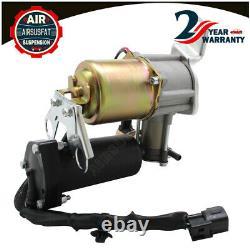 For Toyota Land Cruiser Prado 4Runner Lexus GX470 Air Suspension Compressor Pump