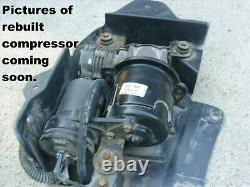 GM OEM Air Compressor with REBUILT Dryer &NewParts Tested 20-point Inspection 015C