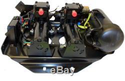 HUMMER H2 2003-2007 Air Suspension Compressor Dryer Unit
